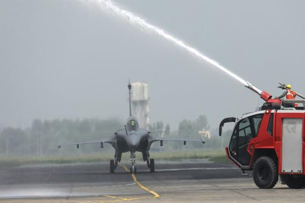 5 fighter jet rafale joined the air force