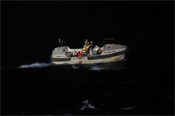 livestock ship carrying 43 crew feared lost off japan in storm