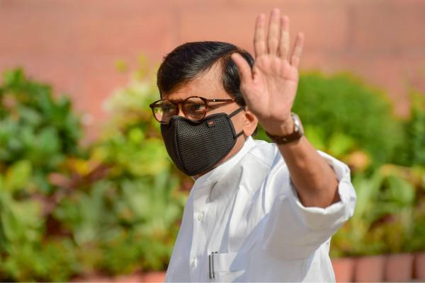sanjay raut lashed out at the akali dal