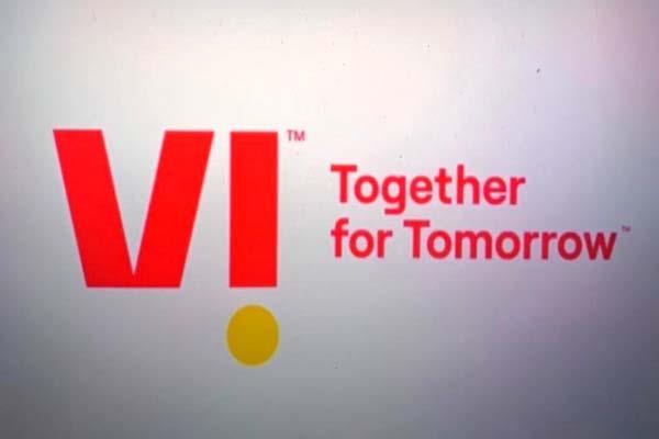vodafone idea now  vi  company launches new brand
