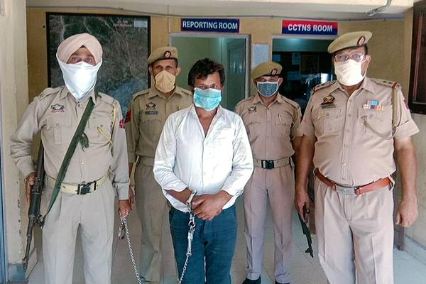 accused in murder case in bari barahmna arrested
