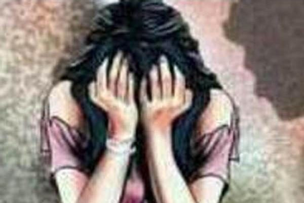 person living in the ashram accused of trying to rape
