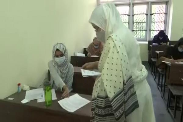 skuast conducted the examination thousands of students participated