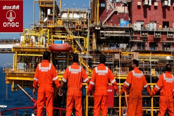 ongc s net profit falls 92 percent april june oil
