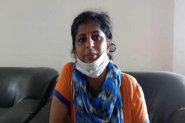 disabled and helpless woman fired from family