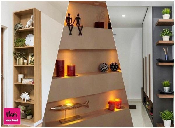 Shelf Decor: घर के कोने-कोने को करें डैकोरेट, यहां से लें ढेरों आइडियाज