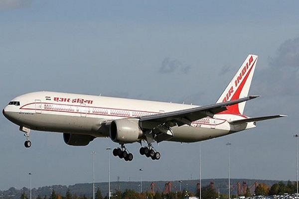 hong kong ban air india flights till october 3