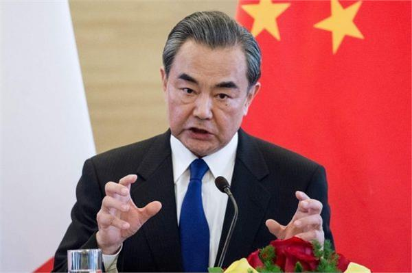 india china border not yet demarcated there will always be problems wang yi