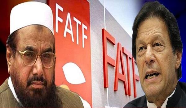 pakistan tries to get rid of gray list of fatf by imprisonment of hafiz saeed
