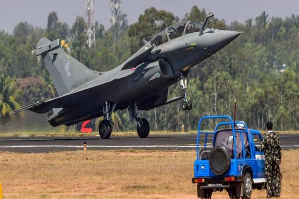 indian air force will soon get five more rafale fighter jets