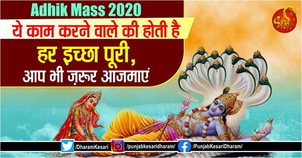 adhik mass 2020