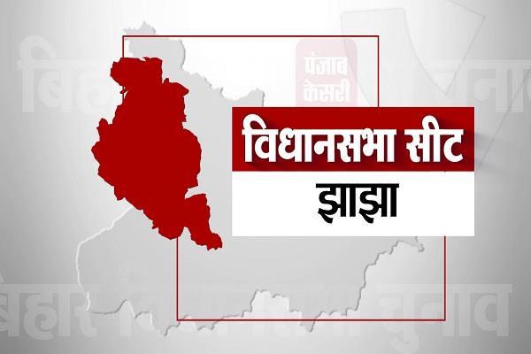jhajha assembly seat results 2015 2010 2005 bihar election 2020