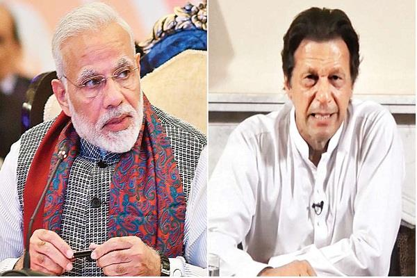 india showed its position to pakistan