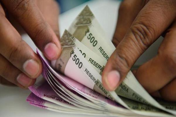 rupee rises 12 paise to close at 73 52 against us dollar