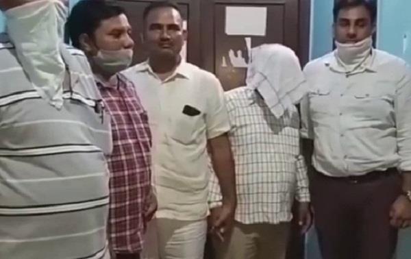 patwari caught taking bribe for registry work vigilance team arrested