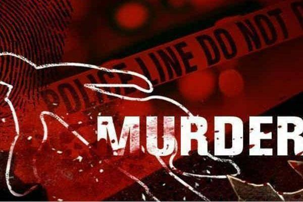 a young man murdered on suspicion of selling illegal liquor