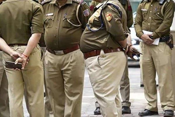 years ago dead woman was banned by up police