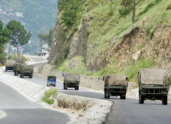 china attempts to infiltrate eastern ladakh again