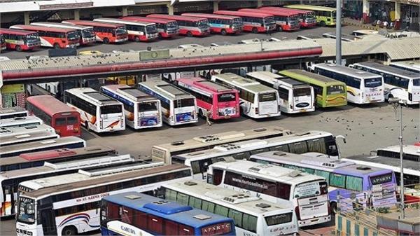166 roadways buses will run between up bihar