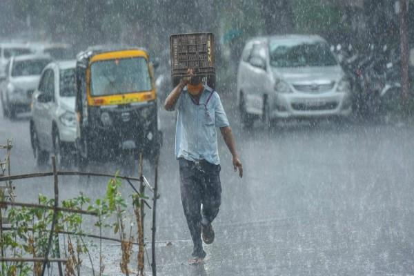 heavy rains will occur in these parts of the country till september 10