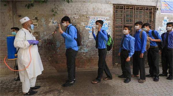 corona virus school colleges reopening in pakistan from september 15