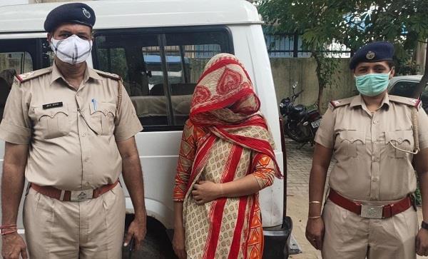 kalyugi mother arrested for killing her daughter