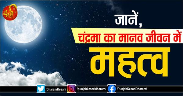 know he importance of the moon in human life