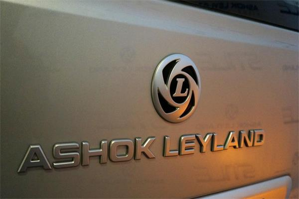 ashok leyland sales fell 31 in august