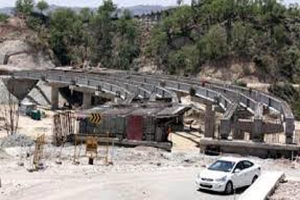 speed up four lane project on jammu srinagar highway officials