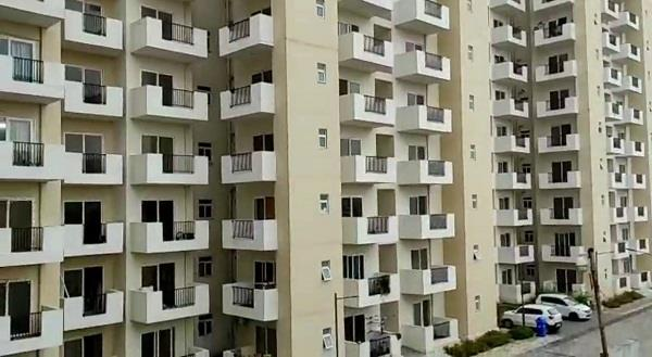 cheating with people living in gls aravalli home in name of facilities