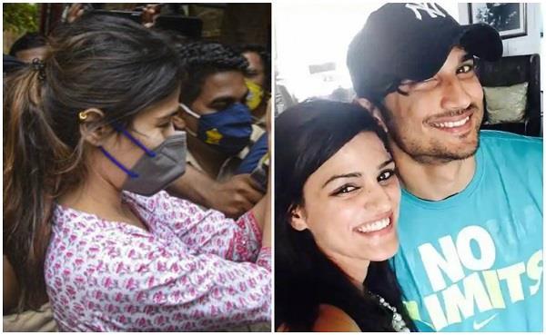 रिया की गिरफ्तारी पर सुशांत की बहन का आया रिएक्शन, ट्वीट कर लिखी यह बात