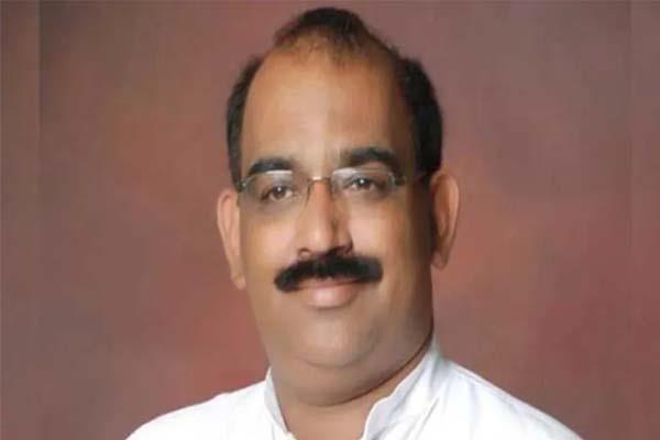 bjp president ashwini sharma said to leave sad