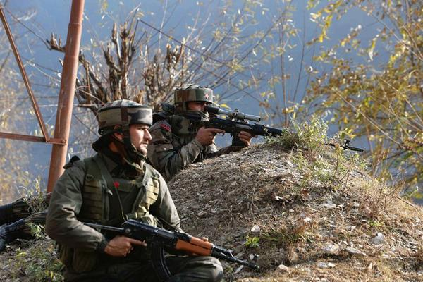 encounter starts in kupwara