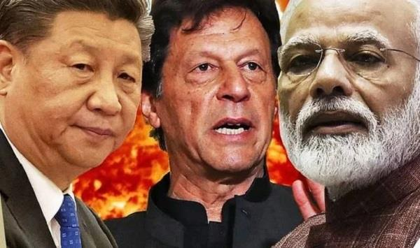 china india fire fueled by pakistan belt and road