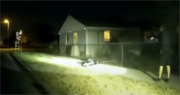 bodycam video shows utah police shooting teen