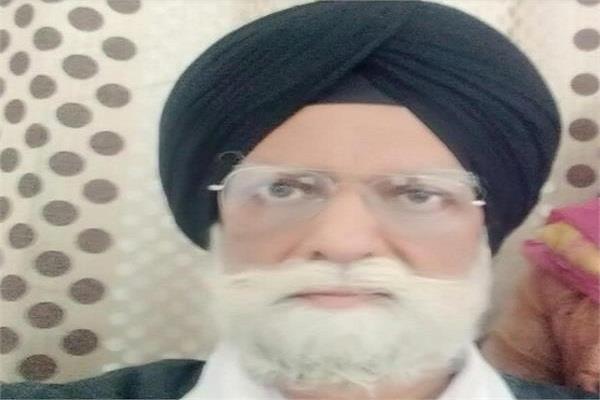 senior journalist rajinder kapoor passed away