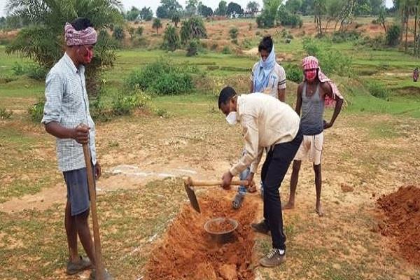 covid 19 government taken many steps welfare laborers  gangwar