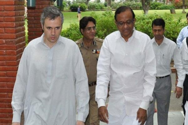 omar abdullah was killed by chidambaram