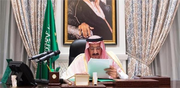 saudi king s rare address to un showcases monarch in charge
