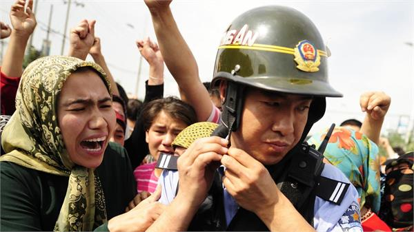 over 130 uk mps write letter to chinese envoy on uyghurs