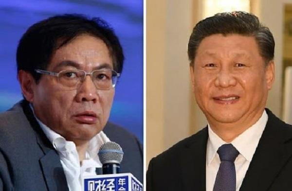 chinese tycoon jailed for 18 years to criticized xi handling of coronavirus