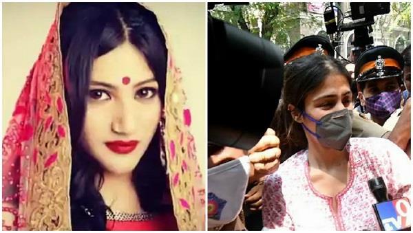 रिया पर भड़कीं माहिका शर्मा, कहा- इसके साथ जो भी हो रहा वह इसके कर्मों का फल है