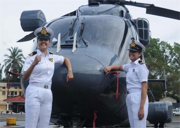 Congratulation! भारतीय नौसेना के जंगी जहाज पर पहली बार तैनात होगी 2 महिला ऑफिसर्स