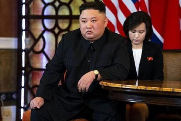 kim jong executes 5 officers after they slammed policies at dinner party