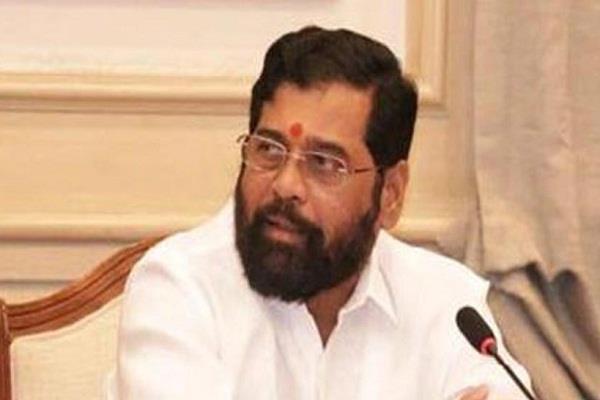 maharashtra urban development minister eknath shinde corona positive