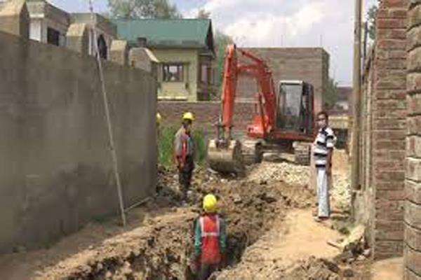 the world bank gave funds for the drainage project in srinagar