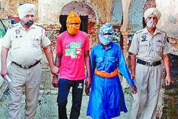 2 people arrested for hoisting khalistani flag on 15 august