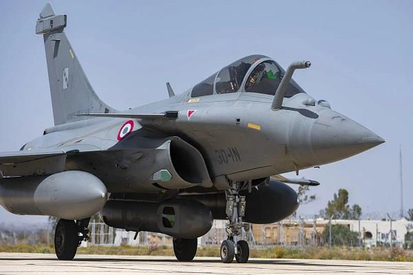 rafale will join the airforce on september 10