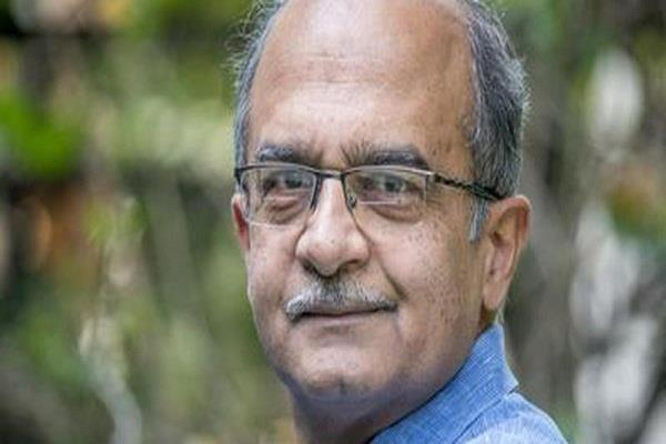 senior advocate prashant bhushan filed writ petition in the supreme court