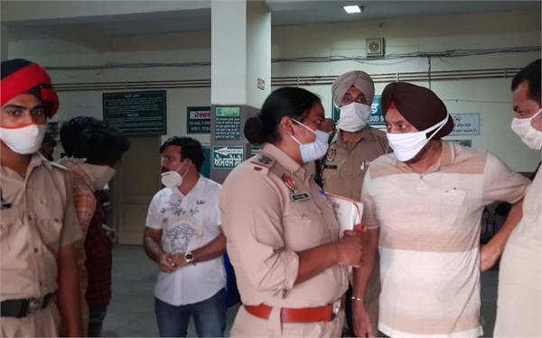 major incident in phagwara